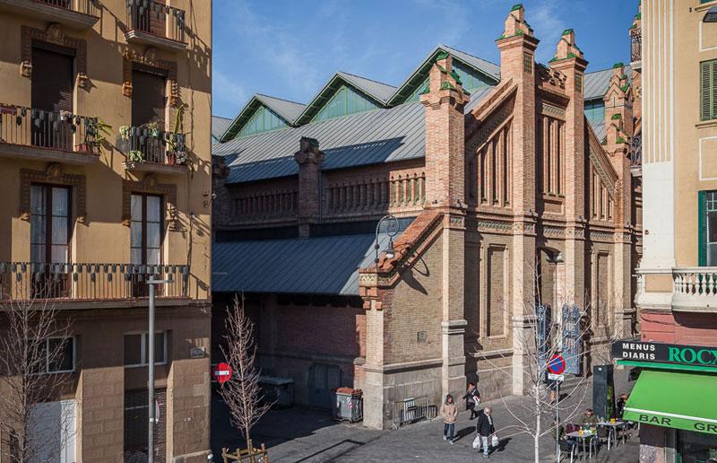 Rehabilitación Patrimonio Arquitectónico barcelona